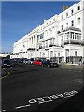 TQ3303 : Arundel Terrace by Simon Carey