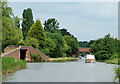SP3783 : Oxford Canal south-east of Bedworth, Warwickshire by Roger  Kidd