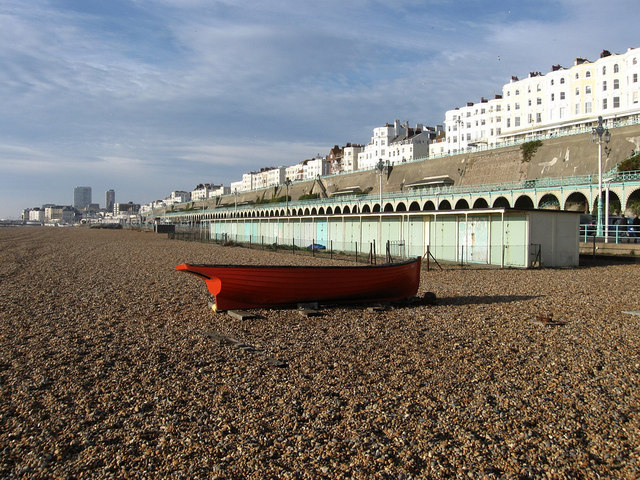 Boat and Beach Huts