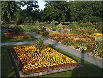 NJ0459 : Sunken Gardens, Grant Park by Craig Williams