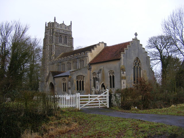 St Mary the Virgin Church, Little Stonham