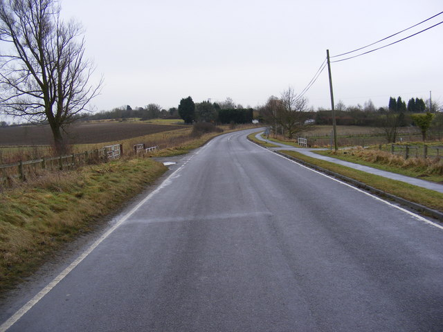 All Saints Road, Creeting St.Mary