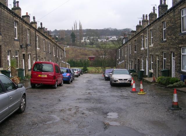 Harold Street - Keighley Road