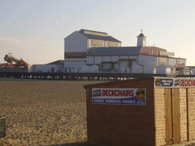 Great Yarmouth Pier