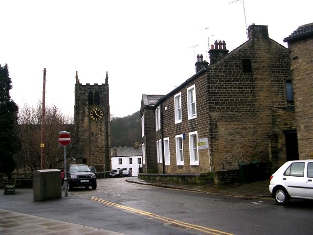 Old Main Street - Bingley