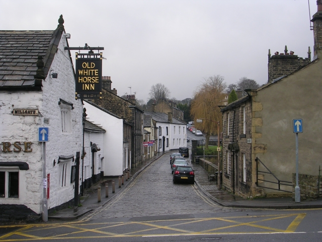 Old Main Street - Bingley