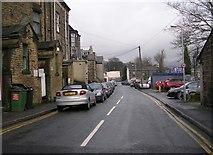 SE1039 : Busfeild Street - Park Road by Betty Longbottom