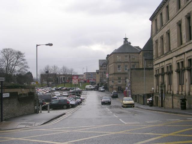 Wellington Street - Park Lane