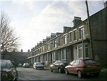 SE0824 : Clapton Avenue - Parkinson Lane by Betty Longbottom