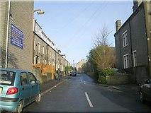 SE0824 : Holly Grove - Parkinson Lane by Betty Longbottom