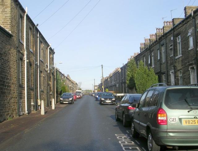 Essex Street - Parkinson Lane