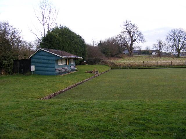 Earl Soham Bowls Club Pavilion