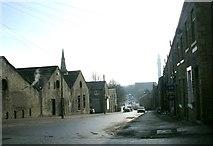 SE0724 : Wainhouse Road - viewed from Fenton Road by Betty Longbottom
