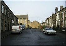 SE0724 : Dowker Street - Thornton Terrace by Betty Longbottom