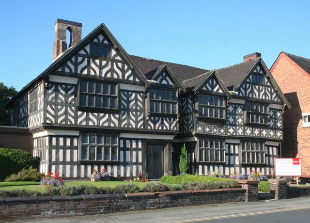 Churche's Mansion, Hospital Street, Nantwich