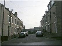 SE0724 : Pohlman Street - Fenton Road by Betty Longbottom