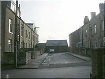 SE0724 : Burleigh Street - Fenton Road by Betty Longbottom