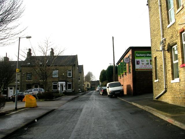 Thorn Tree Street - Queen's Road