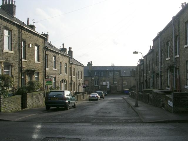 Moorgate Street - Thorn Tree Street