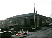 SE0724 : Kingdom Hall - Leadenhall Street by Betty Longbottom