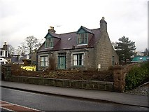 NJ6201 : Avon Cottage on Craigour Road by Stanley Howe