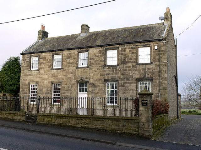 Old School House, Houghton