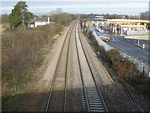 ST0207 : Main line to Bristol by Roger Cornfoot
