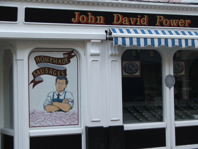 John David Power's Butchers Shop