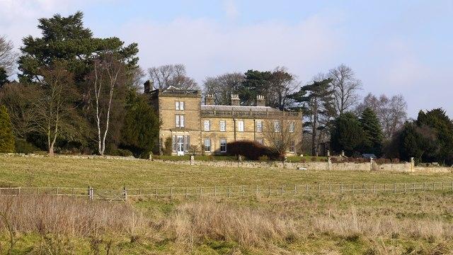 Holeyn Hall, Wylam