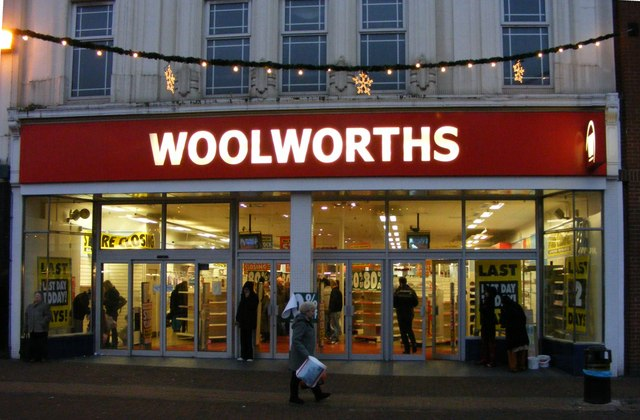 Dudley Woolworths