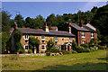 TQ2749 : Cottages, Pendleton Road by Ian Capper