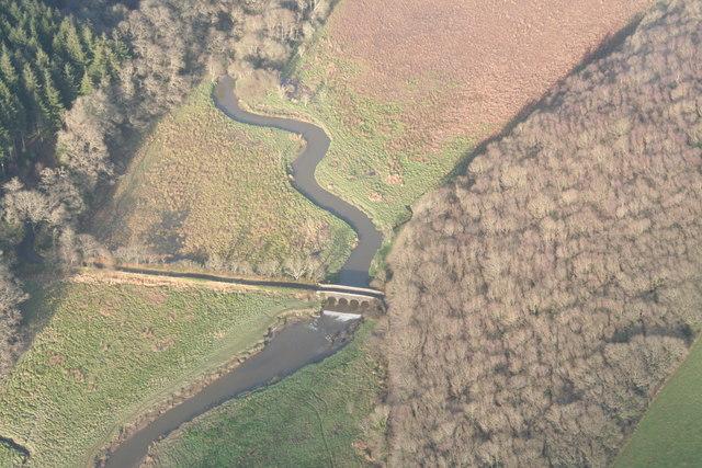 Sett Bridge, near Ruan Lanihorne