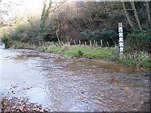 NZ9403 : Ford at Mill Beck by SMJ