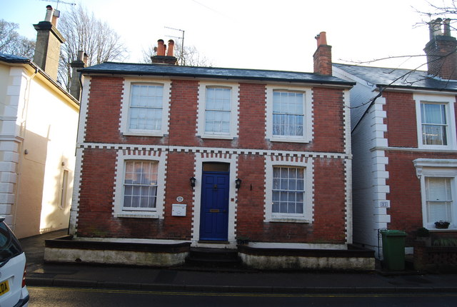 Victorian Cottage, Calverley St by N Chadwick