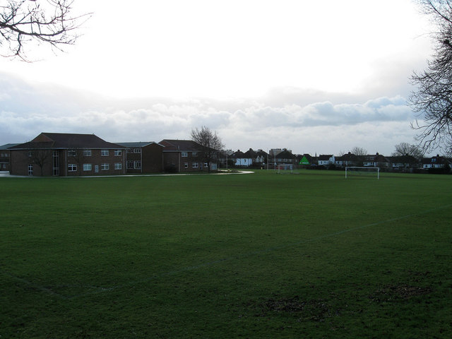 Playing Field, Hove Park School