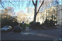 TQ3281 : The Eastern end of Finsbury Circus by N Chadwick