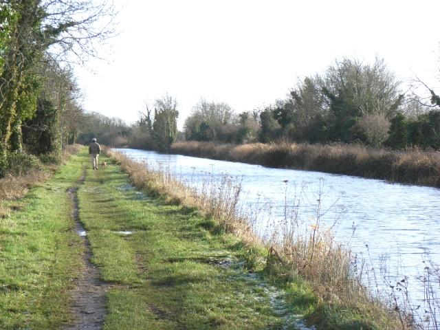 Royal Canal near Leixlip, Co. Kildare
