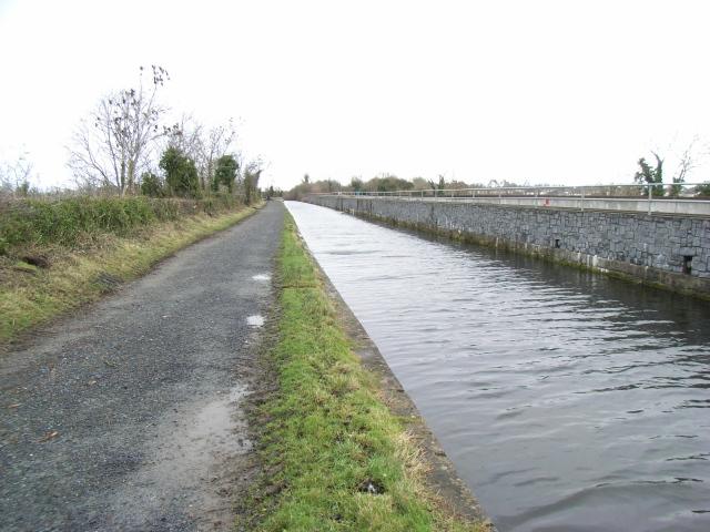 Royal Canal Leixlip Aqueduct