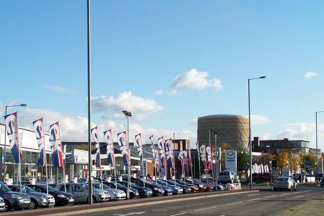 GK Mazda Dealership, Penistone Road, Sheffield