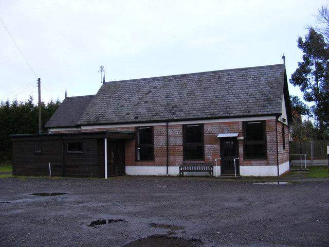 Dallinghoo Village Hall