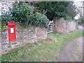 SY9593 : Lytchett Minster: postbox № BH16 180, Post Green Road by Chris Downer