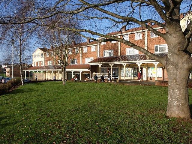 Priorswood Place, Taunton