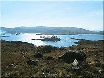 NM6995 : Loch an Nostarie by AlastairG