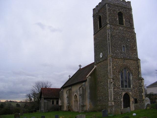 St.Martins Church, Tuddenham St.Martin