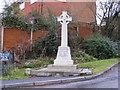 TM1850 : Witnesham War Memorial by Adrian Cable
