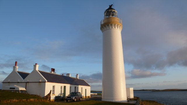 Cantick Head Lighthouse, South Walls