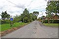 SE8217 : Mill Road, Luddington by David Wright