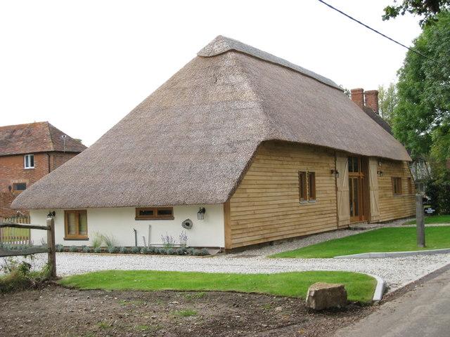 The Thatched Barn, Biddenden Green, Pluckley Road, Smarden, Kent