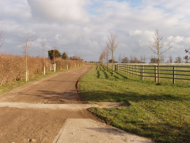Track to Huttons Farm