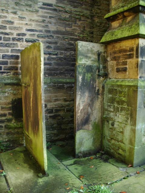 The Parish Church of St Bartholomew, Ripponden, Gents toilets